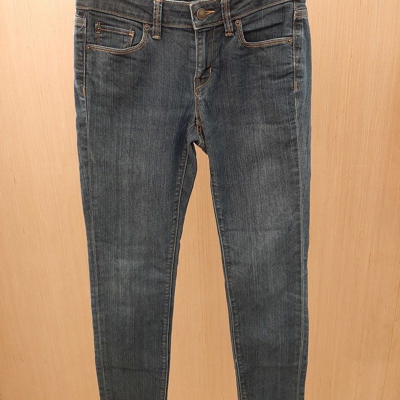 Super soft, gently worn, great condition 5 pocket LOFT Modern Skinny jeans size 2.<br /> Button and zipper are perfect.