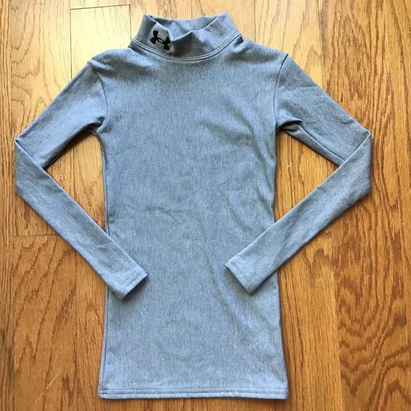 Under Armour Shirt, Gray, Size: Small<br /> <br /> <br /> ALL ONLINE SALES ARE FINAL. NO RETURNS OR EXCHANGES.
