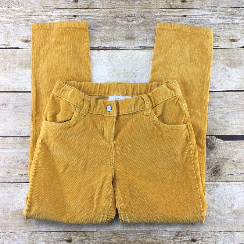 Size: 130 (8 Kids)<br /> Brand: Hanna Andersson<br /> $7.99<br /> <br /> Cross posted, items are located at #PipsqueakResaleBoutique, payments accepted: cash, paypal & credit cards. Any flaws will be described in the comments. More pictures available with link above. Local pick up available at the #VancouverMall, tax will be added (not included in price), shipping available (not included in price), item can be placed on hold with communication, message with any questions. Join Pipsqueak Resale - Online to see all the new items! Follow us on IG @pipsqueakresale & Thanks for looking!<br /> <br /> Due to the nature of consignment, any known flaws will be described; ALL SHIPPED SALES ARE FINAL. All items are currently located inside Pipsqueak Resale Boutique as a store front, items purchased on location before items are prepared for shipment will be refunded.<br /> <br /> #resalerocks #hannaandersson #mustardpants #cords #cordaroy #pipsqueakresale #vancouverwa #portland #reusereducerecycle #fashiononabudget #chooseused #consignment #savemoney #shoplocal #weship #shoplocalonline #resale #resaleboutique #mommyandme #minime #fashion #reseller #pipsqueak_girls_size130 #pipsqueak_girls_size8  #girls_size8 #girls_size_8 #girls_size130