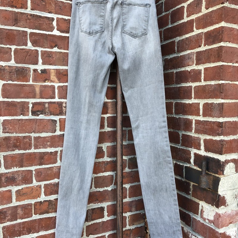 J Brand Jeans, Grey, Size 24. In New Condition.