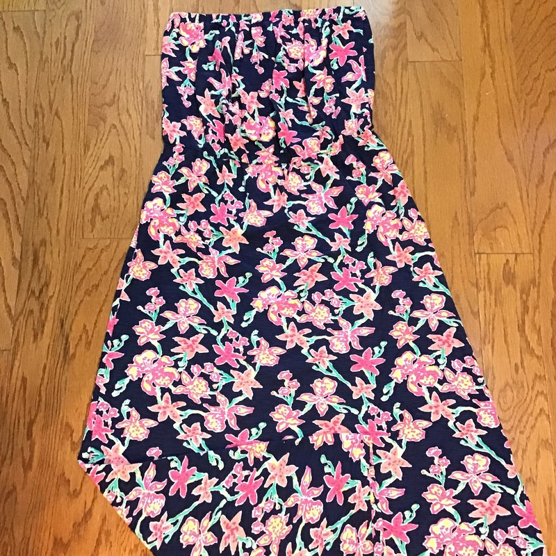 Lilly Pulitzer Dress, Multi, Size: Large<br /> <br /> <br /> ALL ONLINE SALES ARE FINAL. NO RETURNS OR EXCHANGES.
