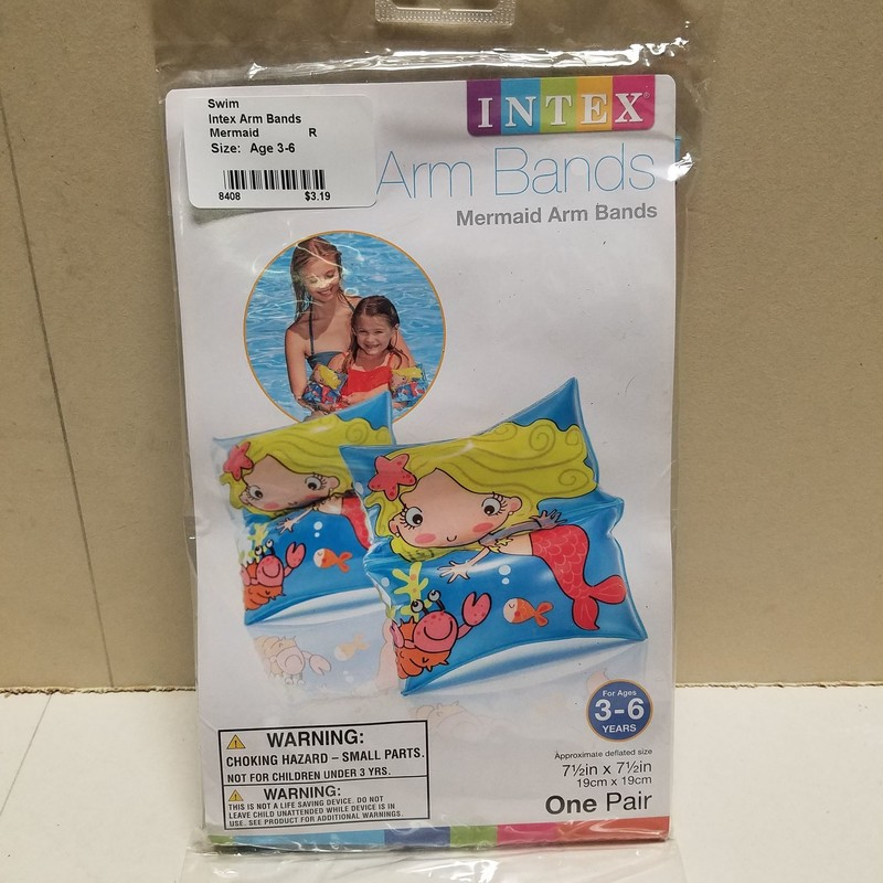 Intex Arm Bands.