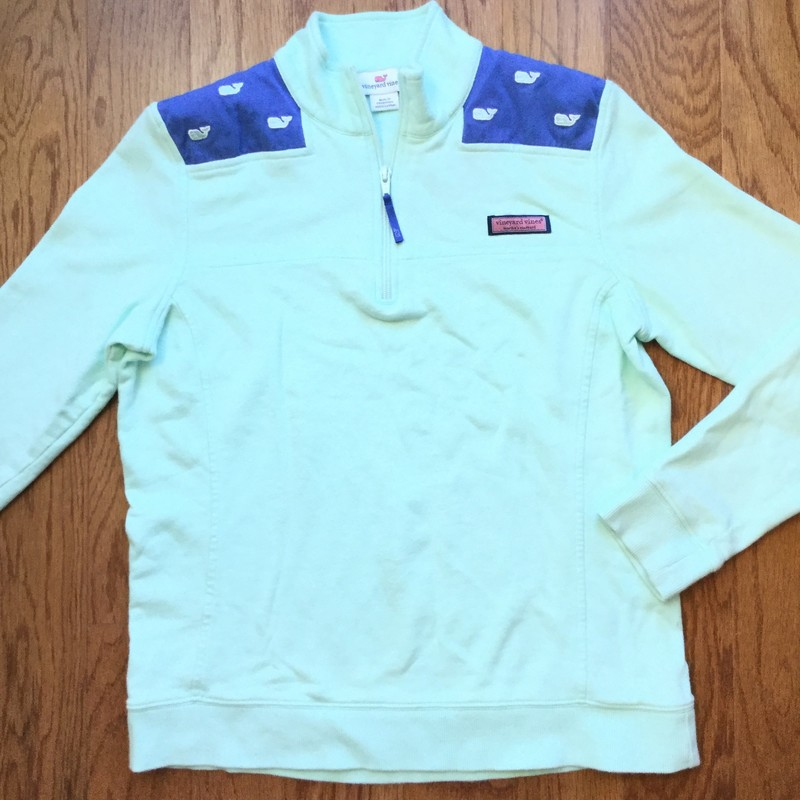 Vineyard Vines Shep, Aqua, Size: Small<br /> <br /> <br /> WOMENS SIZE<br /> <br /> <br /> ALL ONLINE SALES ARE FINAL. NO RETURNS OR EXCHANGES.