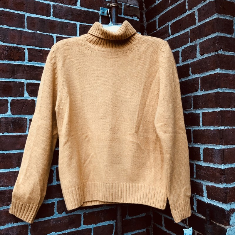 J. McLaughlin Sweater, Tangerin, Size: Large
