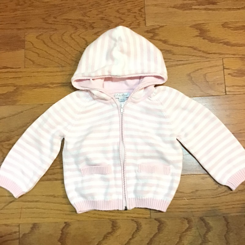 Kissy Kissy Zip Up, Pink, Size: 12-18m<br /> <br /> <br /> ALL ONLINE SALES ARE FINAL. NO RETURNS OR EXCHANGES.