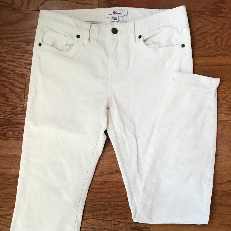 Vineyard Vines Pant, Beige, Size: 4<br /> <br /> <br /> WOMENS SIZE<br /> <br /> <br /> ALL ONLINE SALES ARE FINAL. NO RETURNS OR EXCHANGES.