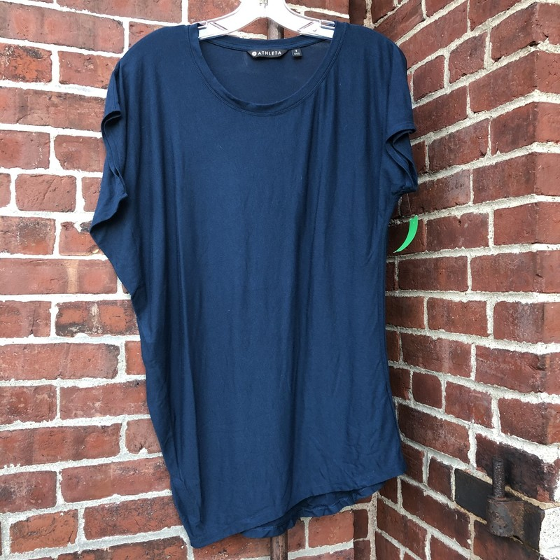 Athleta Top, Blue, Size: Small