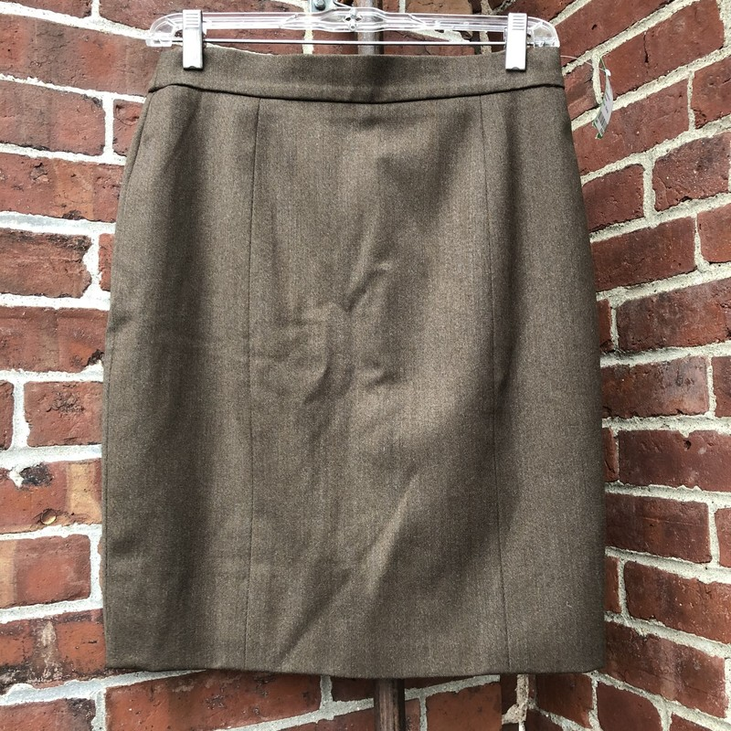 Chanel Skirt, Brown, Size: XSmall<br /> Vintage good condition. Size 44