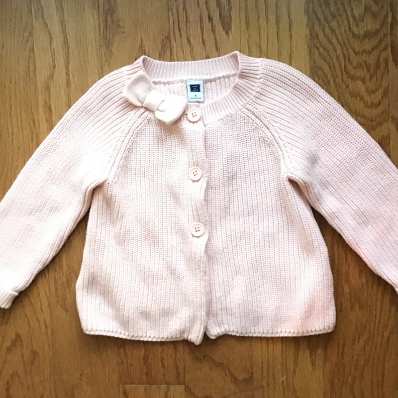 Janie Jack Cardigan, Pink, Size: 4<br /> <br /> <br /> ALL ONLINE SALES ARE FINAL. NO RETURNS OR EXCHANGES.