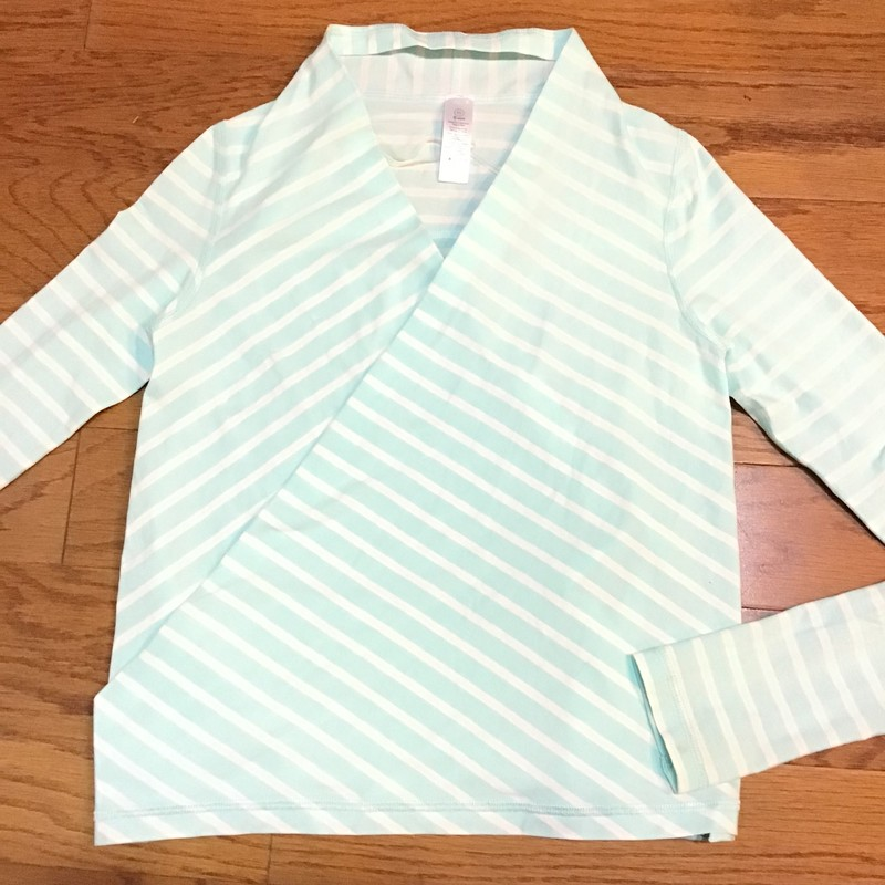 Ivivva Shirt, Aqua, Size: 10<br /> <br /> <br /> ALL ONLINE SALES ARE FINAL. NO RETURNS OR EXCHANGES.