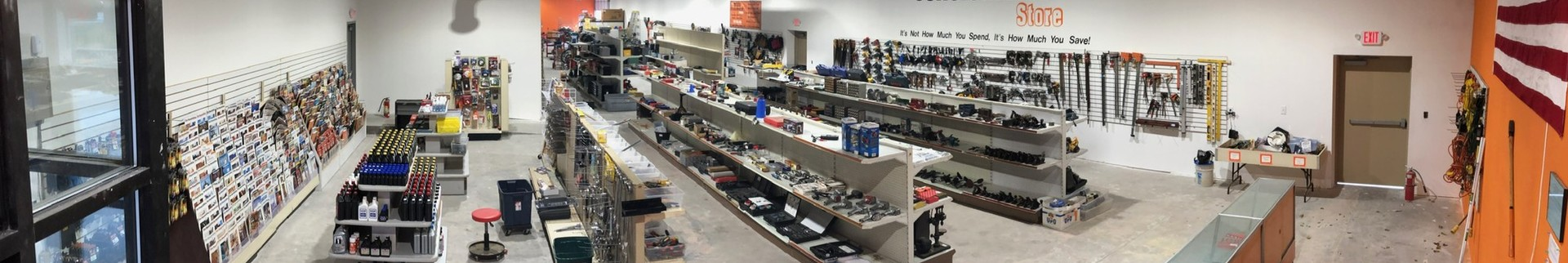 The TOOL CONSIGNMENT® Store's banner image.