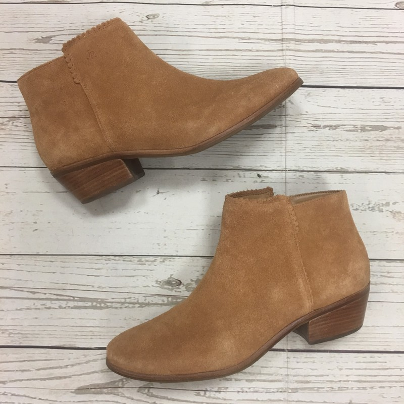 Jack Rogers Boots, Tan, Size: 9