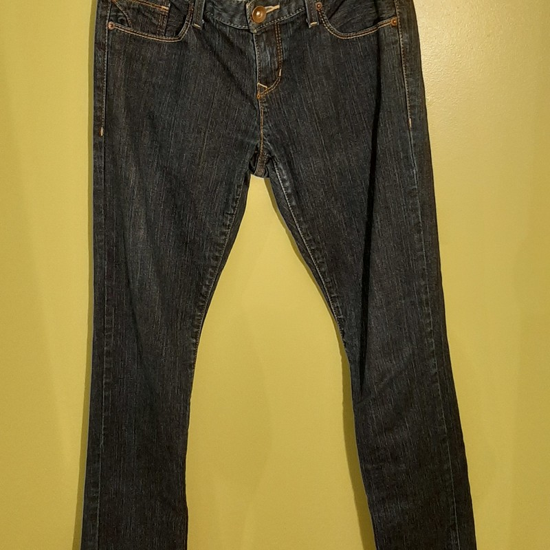 DKNY Jeans, in dark wash. Size 29 waist regular length.