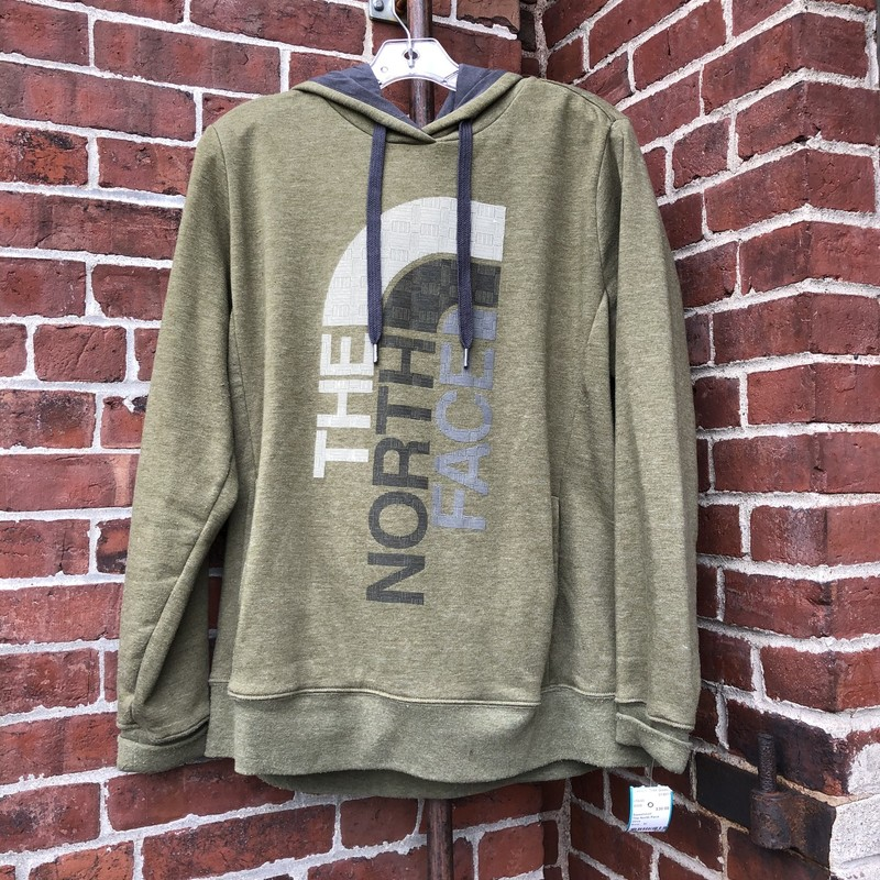 The North Face, Olive, Size: Xl
