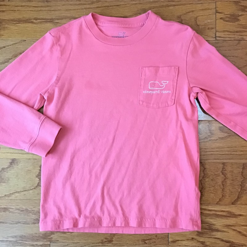 Vineyard Vines Shirt, Pink, Size: 5<br /> <br /> <br /> ALL ONLINE SALES ARE FINAL. NO RETURNS OR EXCHANGES.