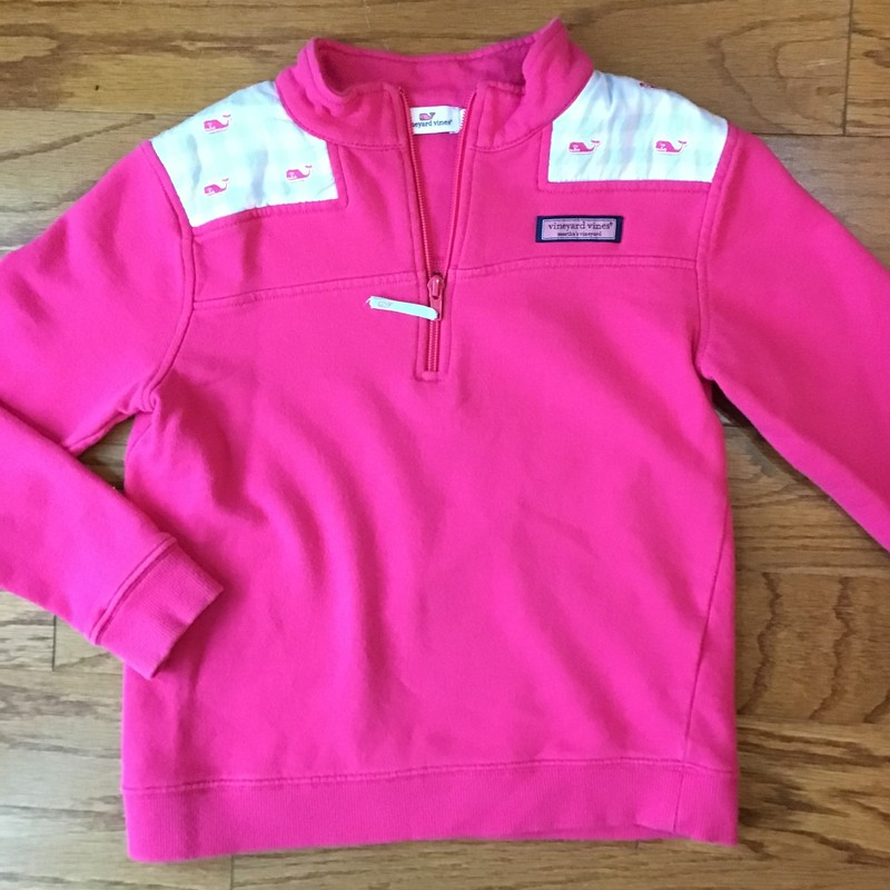 Vineyard Vines Shep, Pink, Size: 10<br /> <br /> <br /> RUNS SMALL. TAGGED 10-12 BUT MORE LIKE A 10 SLIGHT WASH WEAR TYPICAL OF THIS BRAND<br /> <br /> <br /> ALL ONLINE SALES ARE FINAL. NO RETURNS OR EXCHANGES.