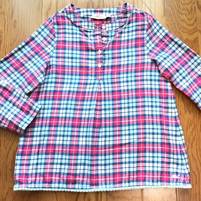Vineyard Vines Shirt, Pink, Size: 7-8<br /> <br /> <br /> ALL ONLINE SALES ARE FINAL. NO RETURNS OR EXCHANGES.