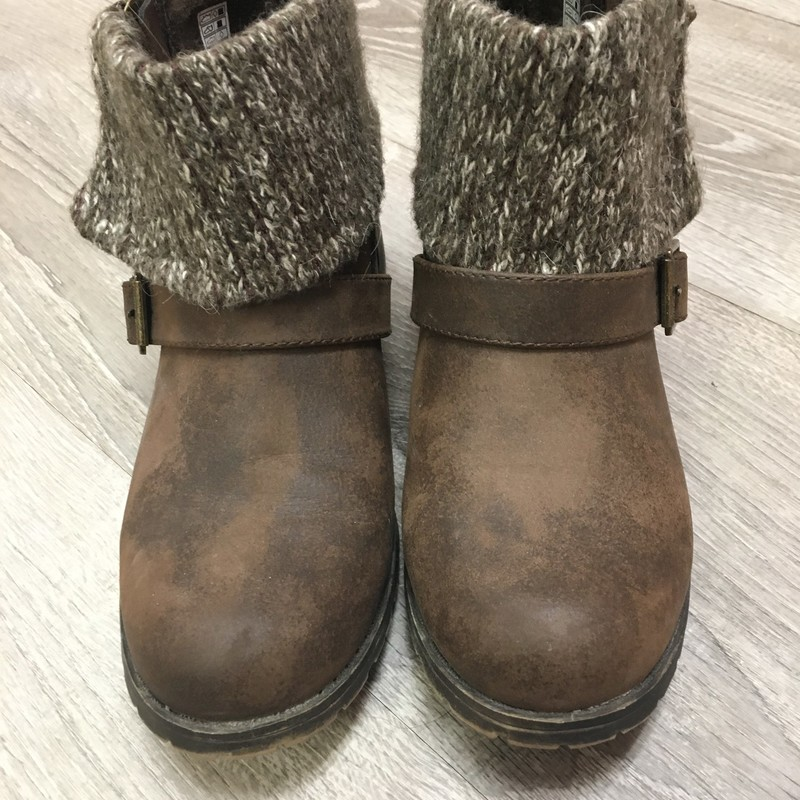 Rocket Dog Boots, Brown, Size: 8