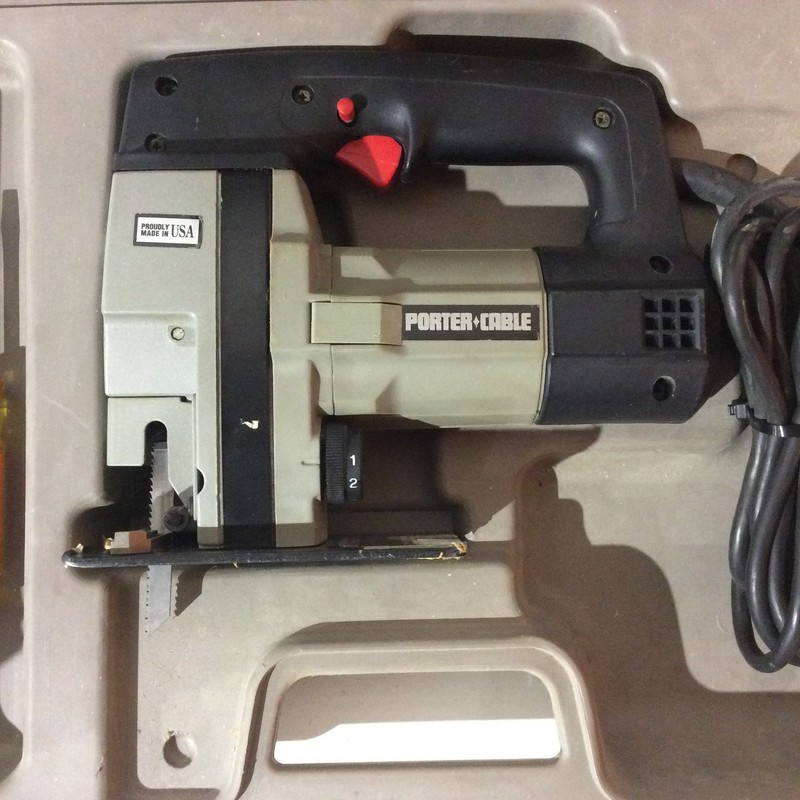 Porter Cable 7549 HD Industrial Variable Jig Saw<br /> <br /> *MADE IN USA*