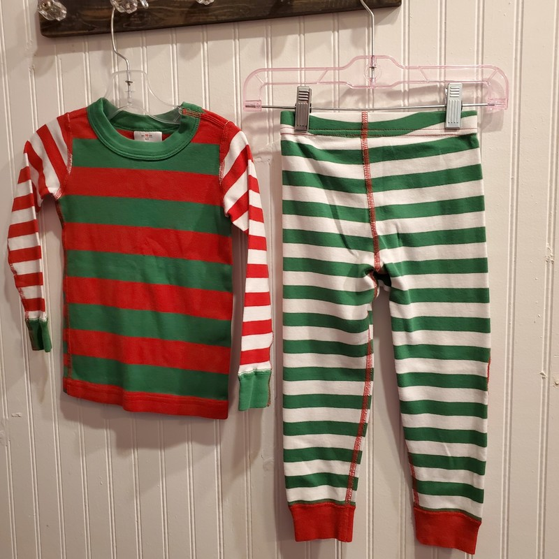 Hanna Andersson Pajamas Holiday<br /> <br /> Size: 3/90