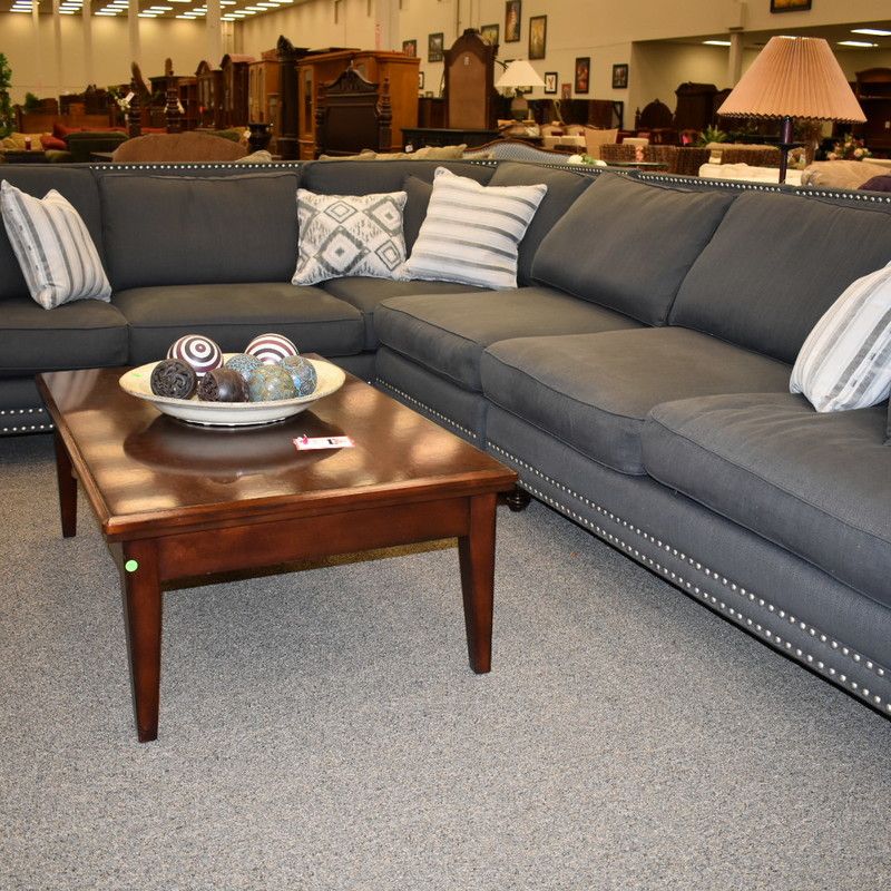 3pc Grey Sectional