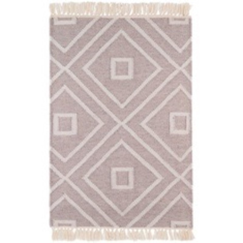 D&A Mali Indoor/Outdoor, Gray, Size: 5x8