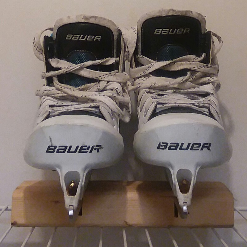 Bauer Reactor 5000, Hockey, Size: 4.5