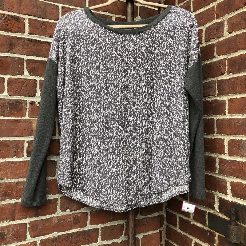 Lou & Grey Top, Gray, Size: One Size