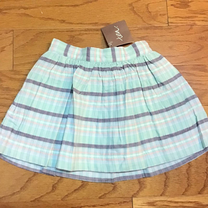 Tea Collection Skirt NEW, Blue, Size: 3<br /> <br /> <br /> <br /> ALL ONLINE SALES ARE FINAL. NO RETURNS OR EXCHANGES.