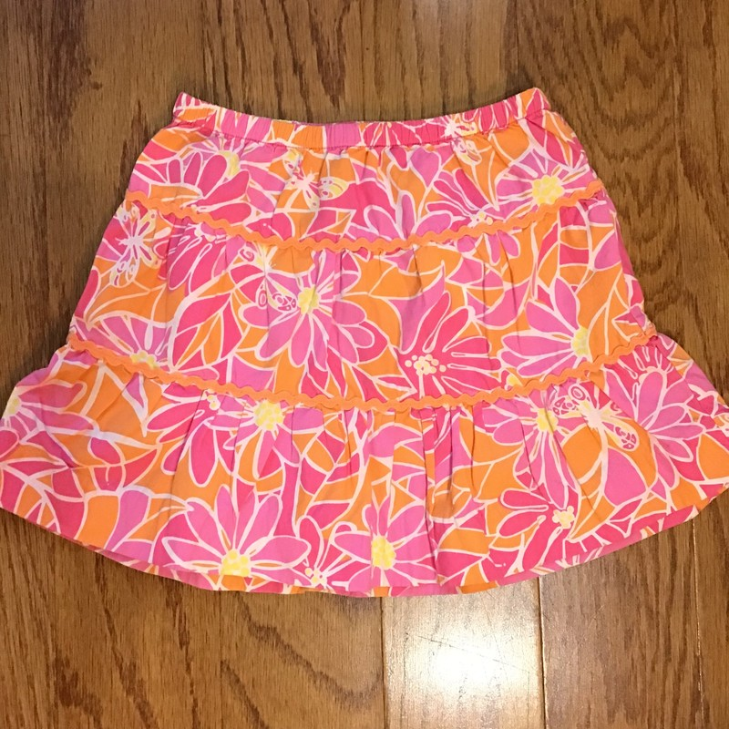 Lilly Pulitzer Skirt, Pink, Size: 3<br /> <br /> <br /> ALL ONLINE SALES ARE FINAL. NO RETURNS OR EXCHANGES.