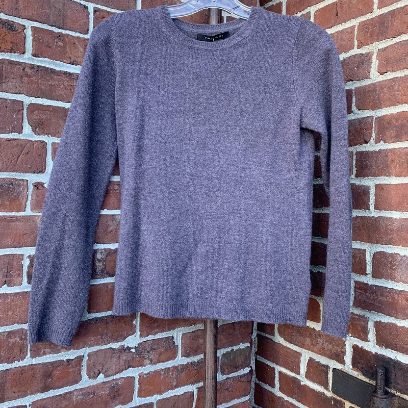 100% Cashmere sweater from Tahari. Size XS.