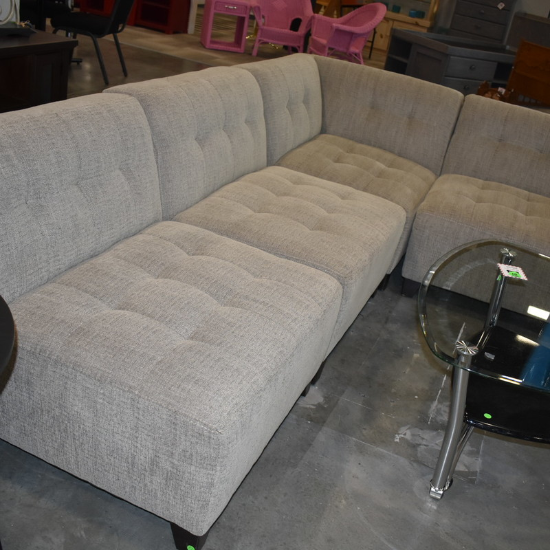 4pc. Sectional