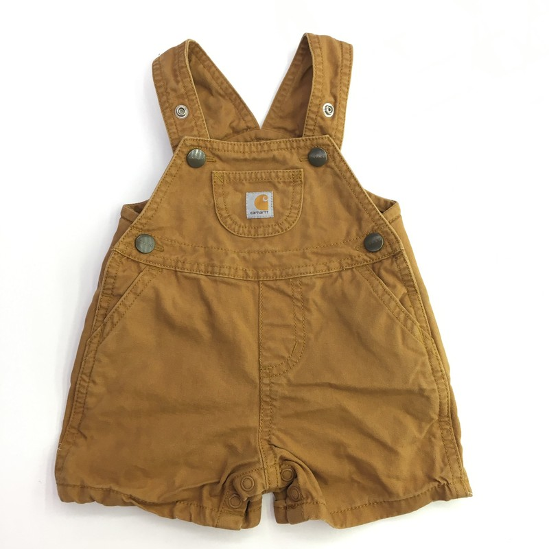 Size: 6m (Kids)<br /> Brand: Carhartt<br /> $8.99<br /> <br /> Cross posted, items are located at #PipsqueakResaleBoutique, payments accepted: cash, paypal & credit cards. Any flaws will be described in the comments. More pictures available with link above. Local pick up available at the #VancouverMall, tax will be added (not included in price), shipping available (not included in price), item can be placed on hold with communication, message with any questions. Join Pipsqueak Resale - Online to see all the new items! Follow us on IG @pipsqueakresale & Thanks for looking!<br /> <br /> Due to the nature of consignment, any known flaws will be described; ALL SHIPPED SALES ARE FINAL. All items are currently located inside Pipsqueak Resale Boutique as a store front, items purchased on location before items are prepared for shipment will be refunded.<br /> <br /> #resalerocks #carhartt #carharttoveralls #carhartoverallshorts #pipsqueakresale #vancouverwa #portland #reusereducerecycle #fashiononabudget #consignment  #secondhandfirst  #stealdeal #gentlyused  #kids #kidsresale #childcloset #pipsqueak_girls_size6m #girls_size6m #girls_size_6m
