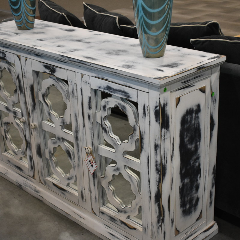 Shabby Console