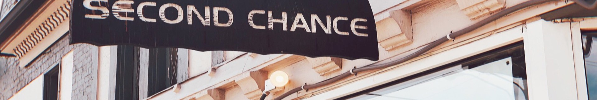 Second Chance Consignment Shop's banner image.