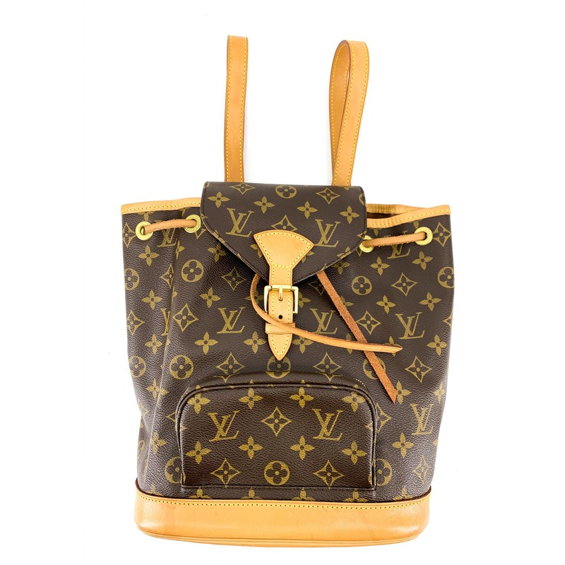 Louis Vuitton Classic Monogram Backpack<br /> <br /> - Great conditon