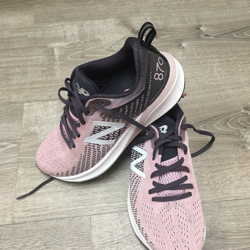 New Balance Sneakers, Multi, Size: 8