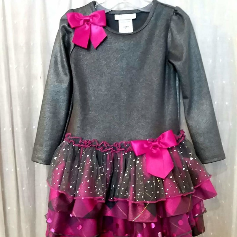 Bonnie Jean Dress, Size: 4