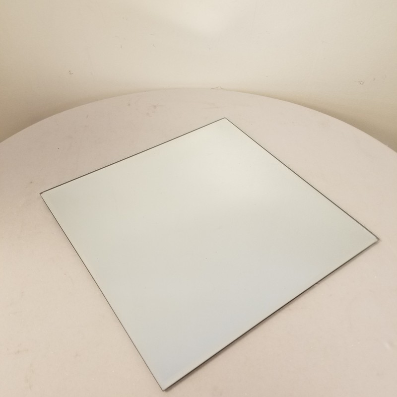 Sq. Beveled Edge Mirrors, Clear, Size: 13""