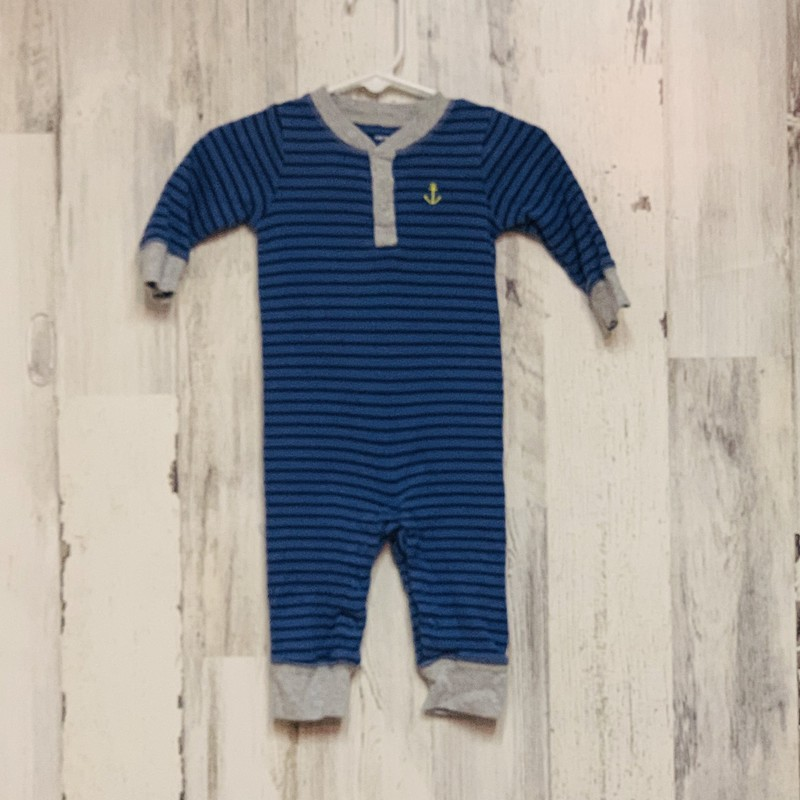 Carters, Blue, Size: 6 Mo