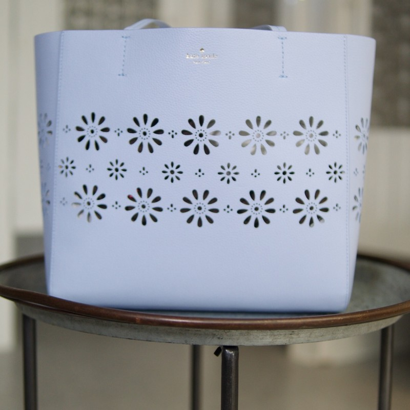 KateSpade Purse NWT, LightBlue