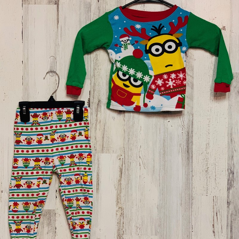 Despicable Me, Green, Size: 3T