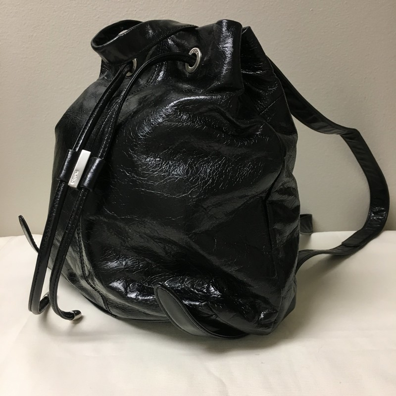 Hobo Leather Backpack NWT<br /> Black<br /> $59.00