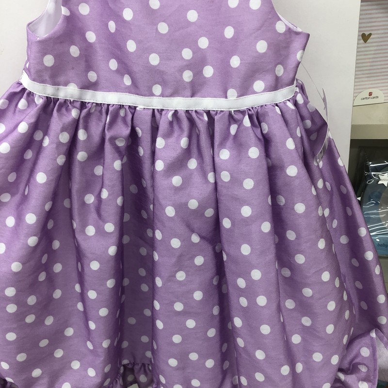 2pc Jacket Dress, Lavender, Size: 18m Girl