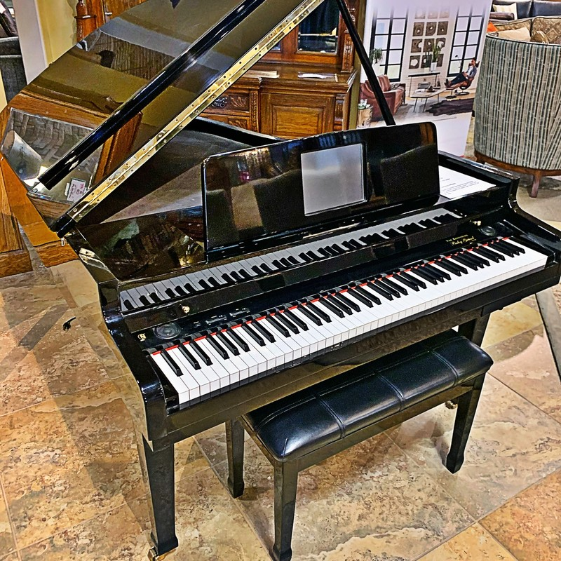 Van Koevering Baby Grand.