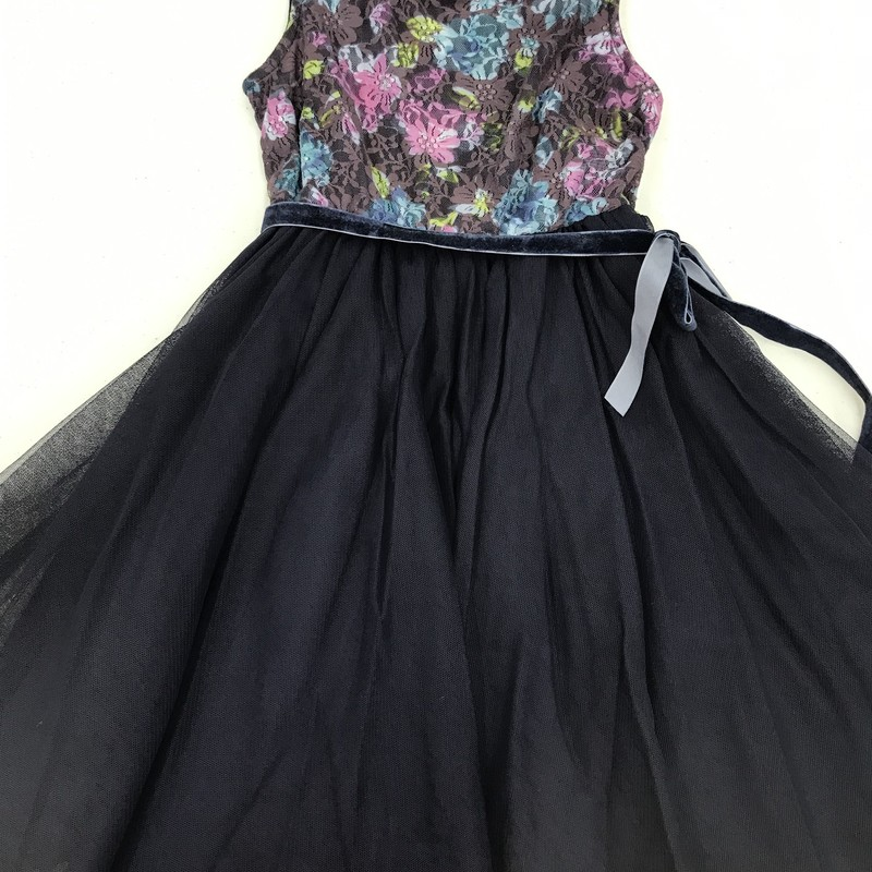 Childrens Place Tutu Dres, Navy/pnk, Size: 8 Girl