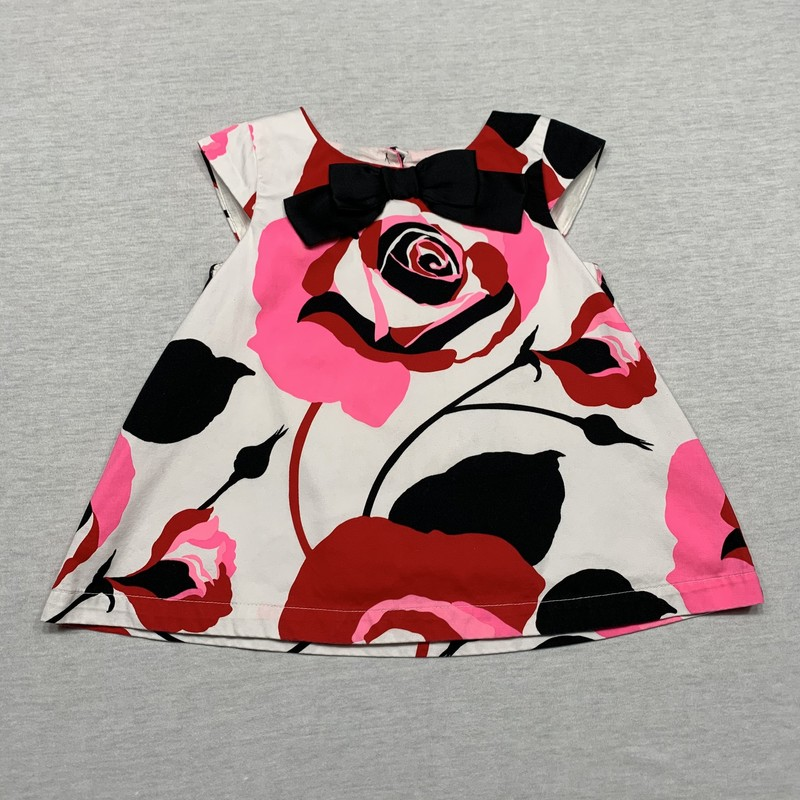 Floral blouse with full lining
