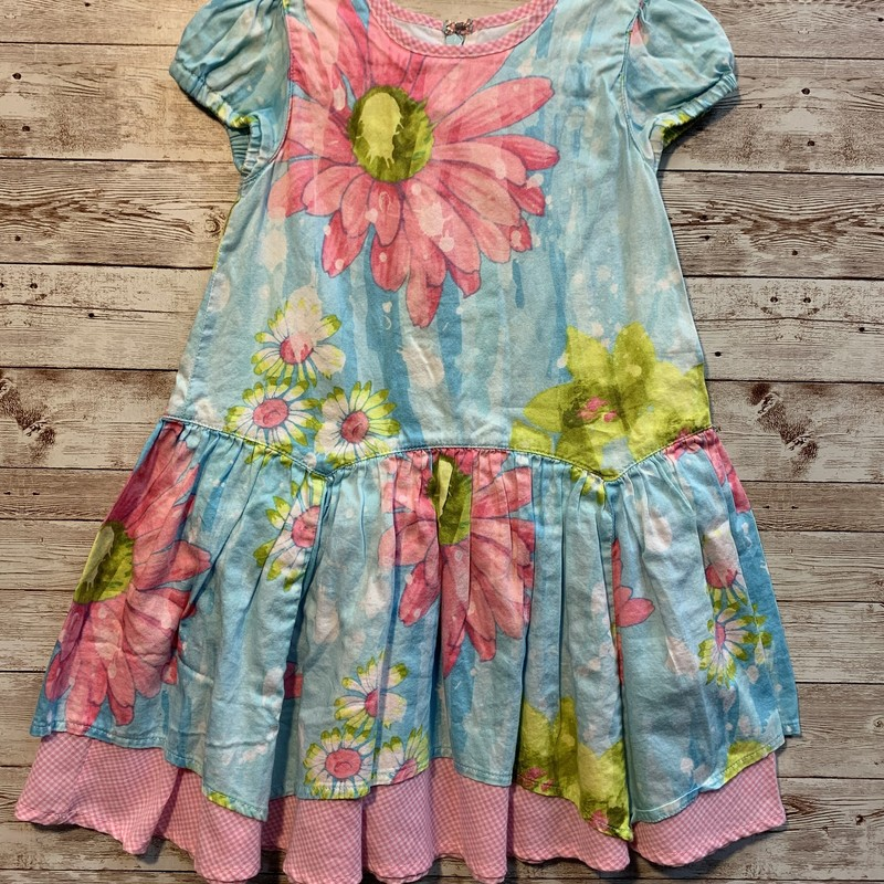 Pampolino Flower Dress.