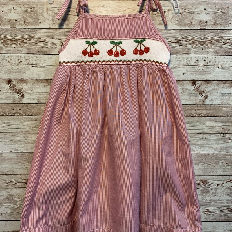 Little Crane Cherry Dress.