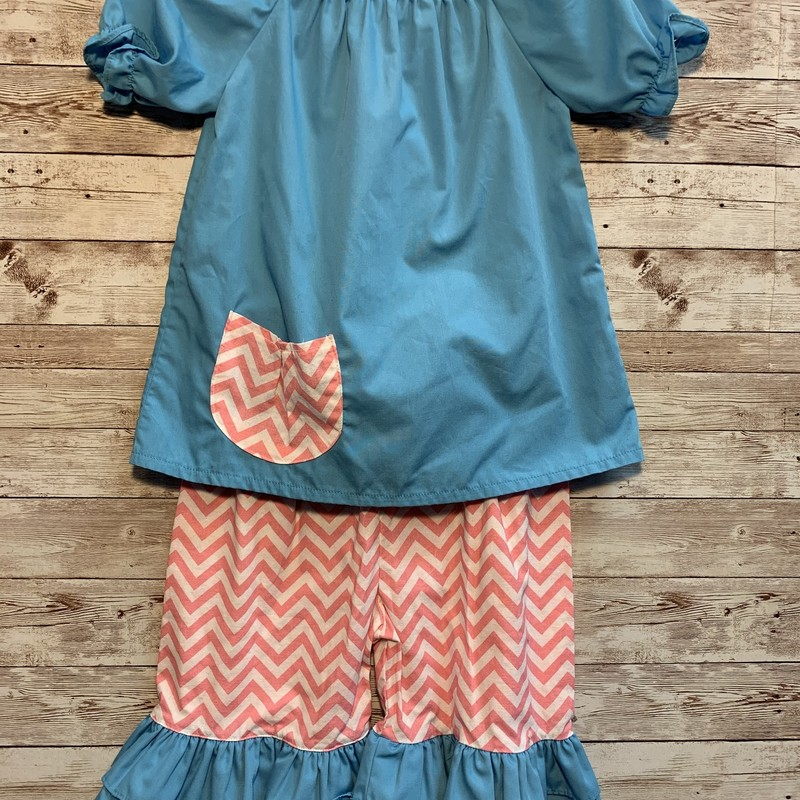 Molly Pop 2p Chevron Set.